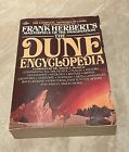Frank Herberts The Dune Encyclopedia by Willis E McNelly 1984 Trade Paperback