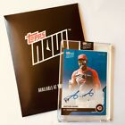 2020 Topps Now Road To Opening Day Aristides Aquino Rookie Autograph Auto RC 49