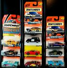 Matchbox Lot Of 10 New In Original Packaging Police 55 Chevy Mustang More