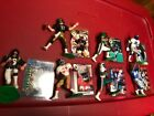 Starting Lineup NFL Football Lot of 9 - EXCELLENT Condition