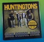 HUNTINGTONS High School Rock YELLOW COLOR Vinyl LP NEW w Poster LIMITED 300