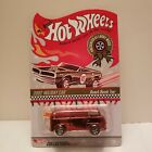 Hot Wheels RLC 2002 BEACH Bomb TOO Holiday Car w REDLINES HTF Red Color