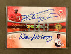 2005 UD Ultimate Dual Signatures Ken Griffey Jr. Auto Willie McCovey auto 250