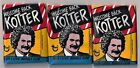 1976 Topps Welcome Back Kotter Trading Cards 42