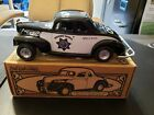 ERTL COLLECTIBLES 1940 FORD COUPE CHP POLICE CAR 1 OF 500 Die cast metal 1 25 sc