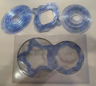 Creative Memories Cutting System Lot Oval Circle Celestial Star Square