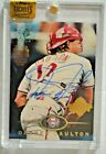 2016 Topps Archives Signature Series All-Star Baseball Cards - Checklist Added 2