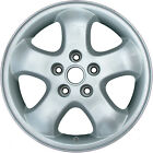 OEM Reman 16x65 Alloy Wheel Rim Sparkle Silver Full Face Painted 7031