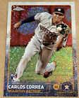 Carlos Correa Signs Exclusive Autograph Deal with Topps, More Rookie Autograph Cards on the Way 4