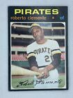 Roberto Clemente Back with Topps 11