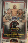 2014 Topps UFC Champions Hobby Box. New sealed. Conor Mcgregor Rookie 2nd yr