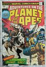 1975 Topps Planet of the Apes Trading Cards 16
