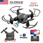 4DRC Mini Drone with FPV Camera for Kids and Beginners Remote Control Foldabl