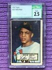 Top 10 Willie Mays Baseball Cards 23