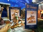 FONTANINI DOMINIC with DONKEY Nativity Set 5 Collection Villager HEIRLOOM