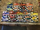 2021 Wave 7 1 64 NASCAR Authentics Complete Set of 9 Cars NEW
