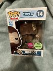 Funko Pop Myths Flocked Bigfoot 2018 Spring Convention Exclusive LE 3000 Pieces.