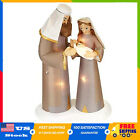 65 Tall Airblown Inflatable Christmas Nativity Scene Indoor Outdoor Holiday