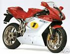 MV AGUSTA TOUCH UP PAINT  F4 1000 AGO RED&SILVER