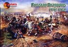 MAF72029 Napoleonic War 1812-1815 Russian Dragoons (12