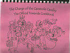 WETHERSFIELD CT 2005 OFFICIAL TOWANDA COOK BOOK CHARGE OF THE CASSEROLE CAVALRY