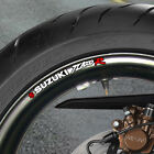 SUZUKI TL1000R WHEEL RIM STICKERS CHOICE OF COLOURS TL