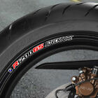 BMW R 1200 GS ADVENTURE WHEEL RIM STICKERS