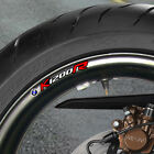 BMW K 1200 R WHEEL RIM STICKERS DECALS k1200r k1200 B