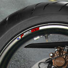 BMW F650 GS WHEEL RIM STICKERS DECALS f650gs F 650 gs B
