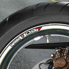 Bimota DB7 Wheel Rim Stickers Choice of Colours