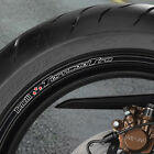 BENELLI TORNADO TRE WHEEL RIM STICKERS - naked 1130