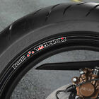 BENELLI TITANIUM WHEEL RIM STICKERS - TnT 07