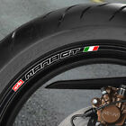APRILIA MANA GT WHEEL RIM STICKERS - 850 GT