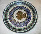 Vintage Decorative Hand Painted Majolica PLATE Mark