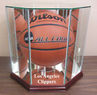 Los Angeles Clippers New F S Glass Basketball Display Case NCAA NBA UV