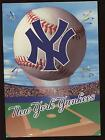 New York Yankees Autographed Card Gossage Nettles Lyle B & E Hologram