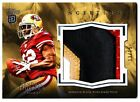 Kendall Hunter 2011 Topps Inception Jumbo 4-Color Patch Rookie #JP-KH #'d 13 15