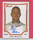 Comprehensive Guide to the Bowman AFLAC All-American Game Autographs 46