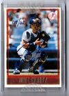 Jim Leyritz 2004 Topps Originals Signature Edition On-Card AUTO #'d 7 62 Yankees