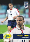 KIERON DYER SOCCER 2004 ETOPPS IN HAND ONE OF ONLY 1435