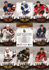 2010-11 UD SP Game Used SPGU Hockey Rookies Complete Your Set Lot-Up To 15 (CYS)