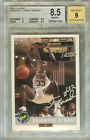SHAQUILLE O'NEAL 1992 CLASSIC AUTOGRAPH 913 2500 BGS 8.5 AUTO 9