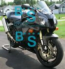Black Glossy Fairing Kit Fit HONDA VTR1000 RVT RC51 SP1 SP2 2000-2006 16 D7