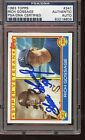 1983 Topps Baseball Card #241 Goose Gossage Autographed PSA Authentic