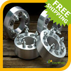 4 Jeep 5x5 Wheel Spacers Adapters fits WJ WK JK XK 2 inch thick