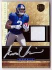 Jerrel Jernigan 2011 Panini Gold Standard On-Card AUTOGRAPH Jersey rc #d 235 525