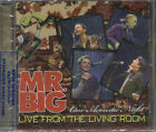 MR. BIG LIVE FROM THE LIVING ROOM SEALED CD  NEW 2012