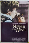 MURMUR OF THE HEART ROLLED ORIG 1SH MOVIE POSTER LOUIS MALLE RR89 1971