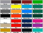 1 4 x 150 ft Roll Vinyl Pinstriping Pinstripe Tape 28 Colors available