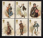 GREAT BRITAIN 2012 CHARLES DICKENS SET OF 6 FINE USED